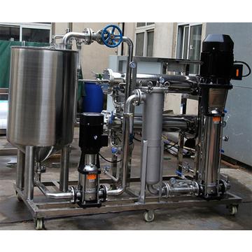 超滤、纳滤中试实验机(30*2m2)