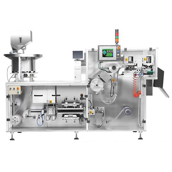 DPH190 铝塑泡罩包装机