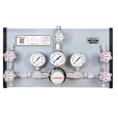 P3300系列雙側式低壓特氣控制面板