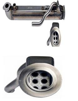 福特FORD 柴油 2004-2010 6.0L V8 EGR冷却器