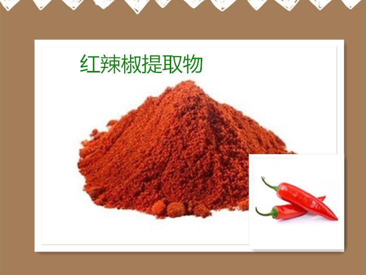 红辣椒提取物  辣椒素