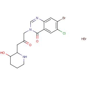 常山酮氢溴酸