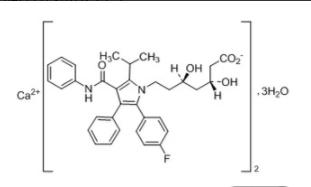 阿托伐他汀钙