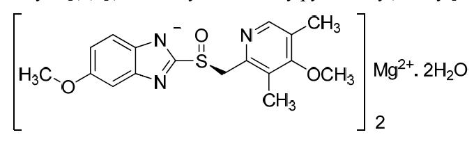 埃索美拉唑镁