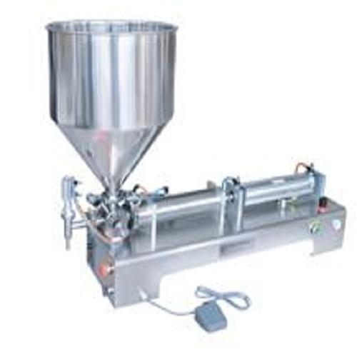 卧式单头膏体灌装机G1WGD100-500