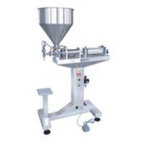 立式单头膏体灌装机G1LGD100-500