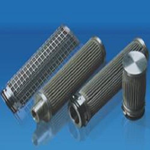 不锈钢密纹网折叠筒式滤芯(SGMZ)系列