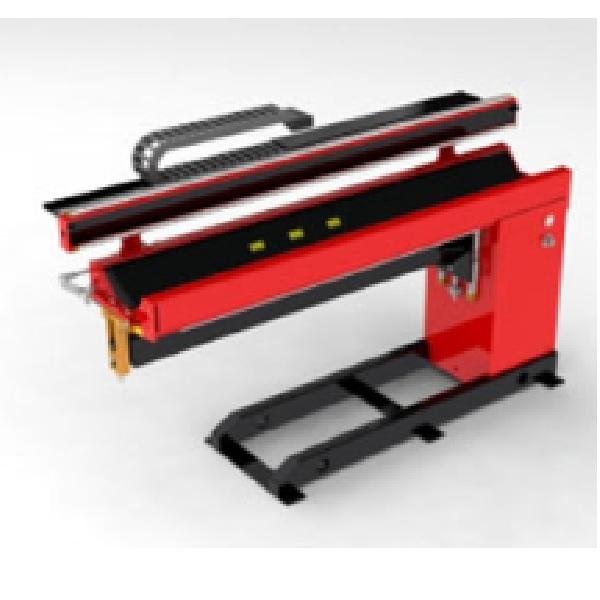 纵缝焊接工装