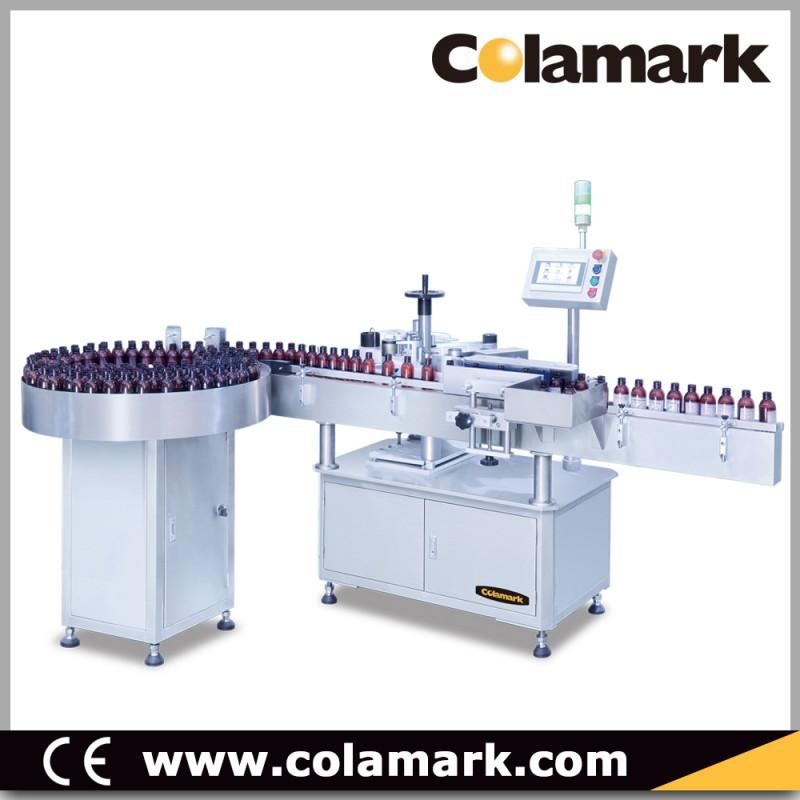 Colamark A101 立式圓瓶智能貼標機