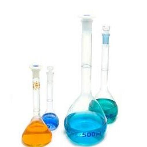 A级透明玻璃容量瓶(标准型)