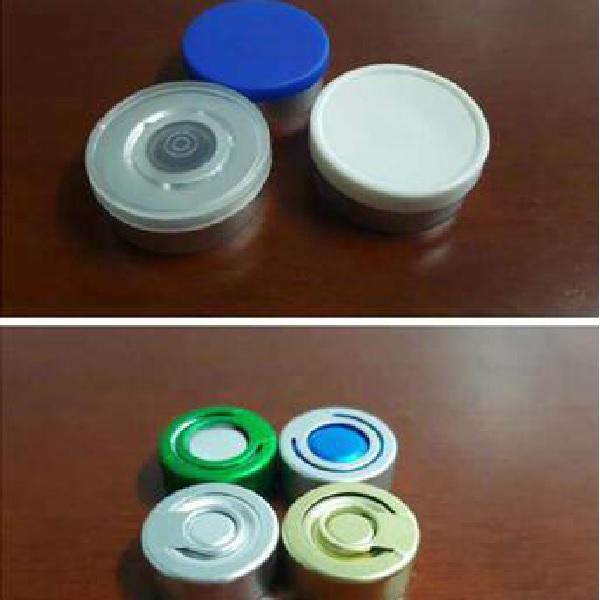 靖江焱鑫包裝有限公司直銷精致特級13-20鋁蓋 鋁塑蓋 瓶蓋