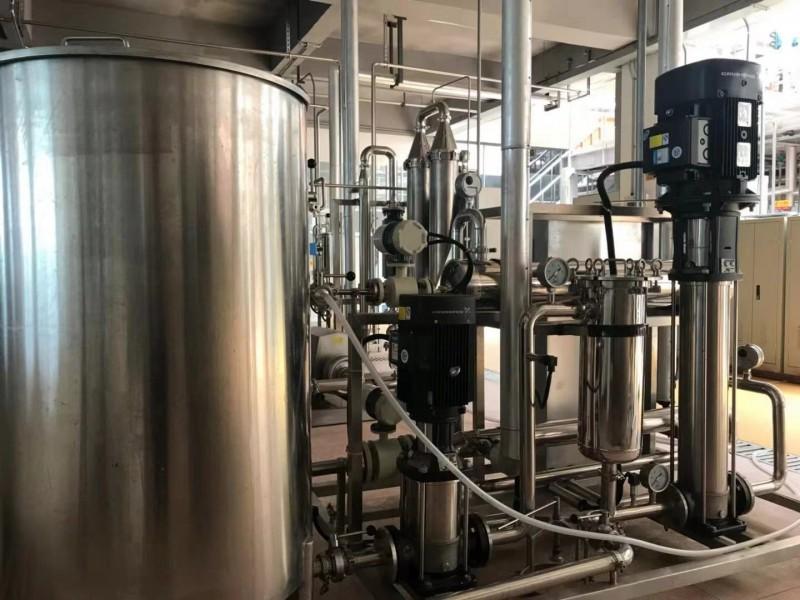 人参多肽生产线 膜分离设备 酶解罐 浓缩器