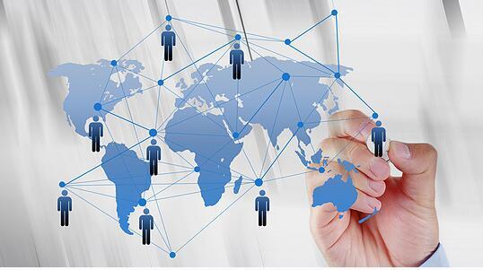 航线网络覆盖全球