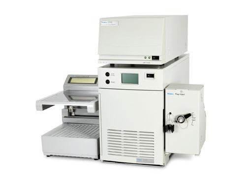 沃特斯**s 半制备级HPLC纯化(紫外引导+手动进样)