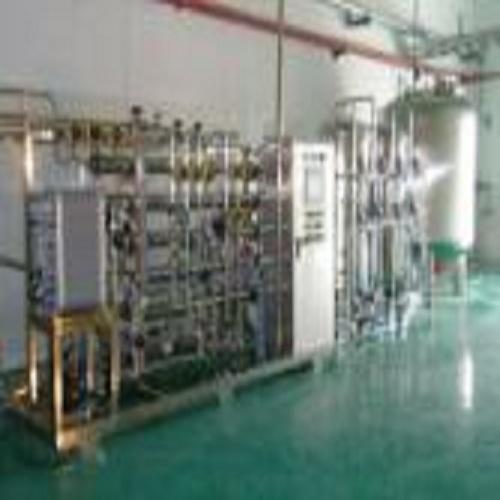 热水消毒型一级RO+EDI