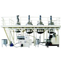環保農藥水懸浮劑一體化成套設備