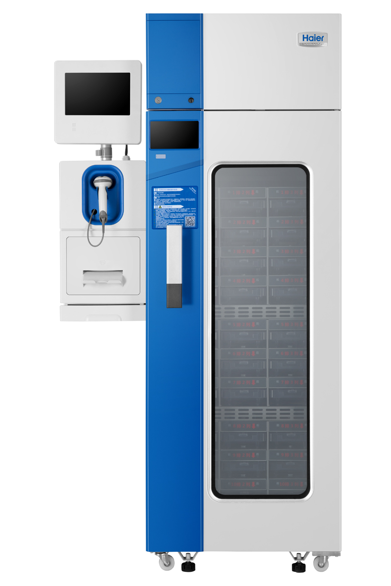 物联网血液冰箱