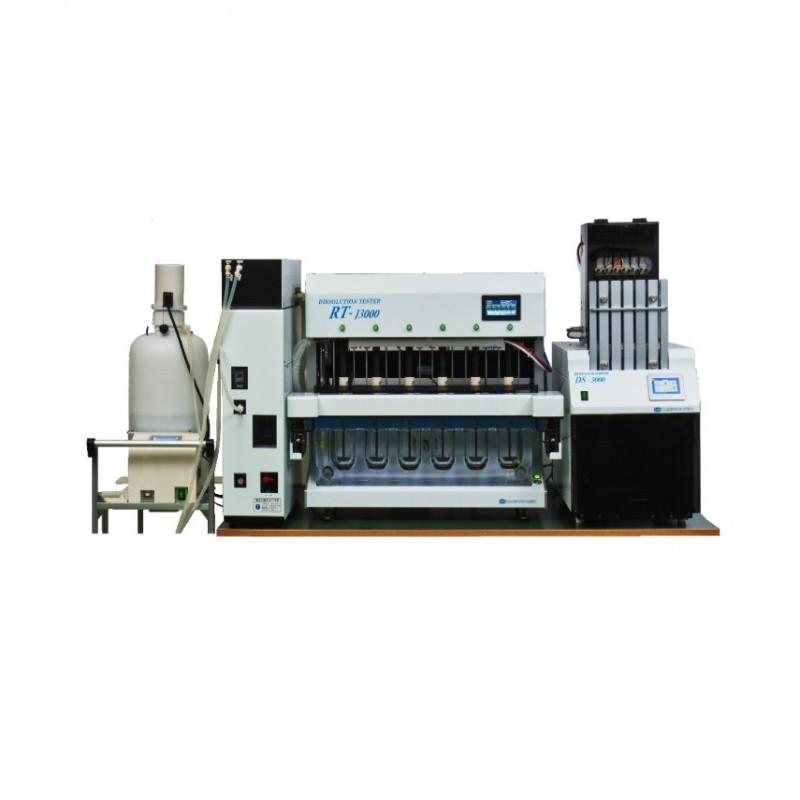 RT-J3000+ DS-3000 桌面型全自动溶出系统
