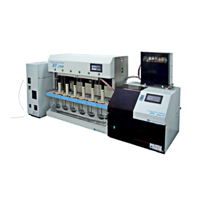 RT-J2000+DS-2000α桌面型自动溶出度测试系统