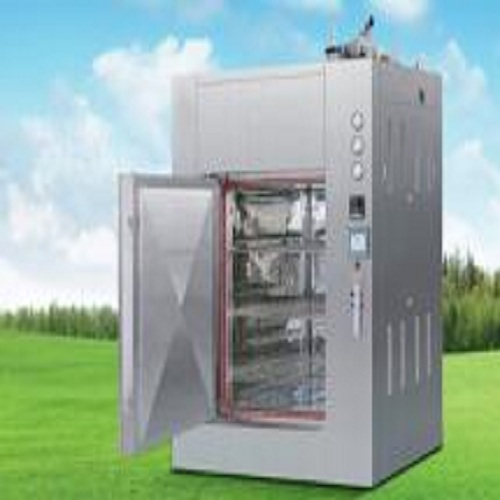 HMEC系列百級凈化干熱滅菌烘箱