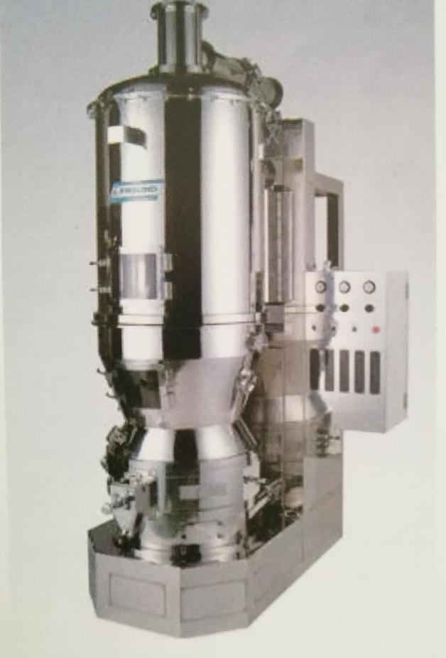 Granurex多功能离心流动制粒包衣干燥一体机