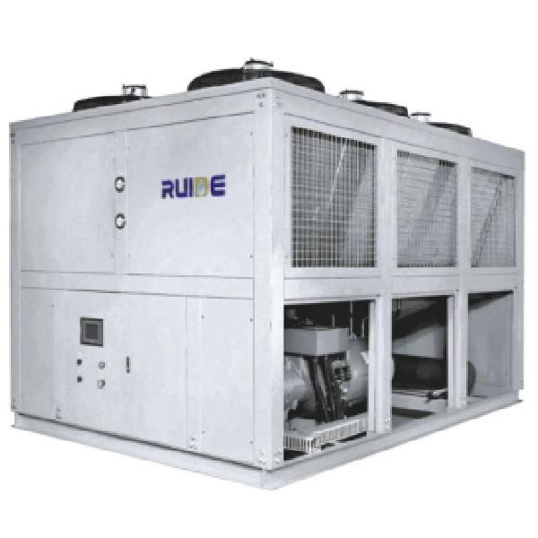 低温风冷式冷冻机(冷水机)