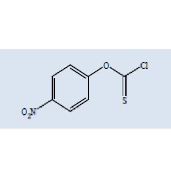 對硝基苯基硫代氯甲酸酯