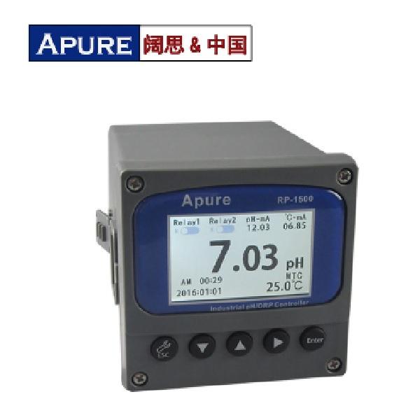 【APURE工业PH计】在线ph/orp控制器RP-1500型