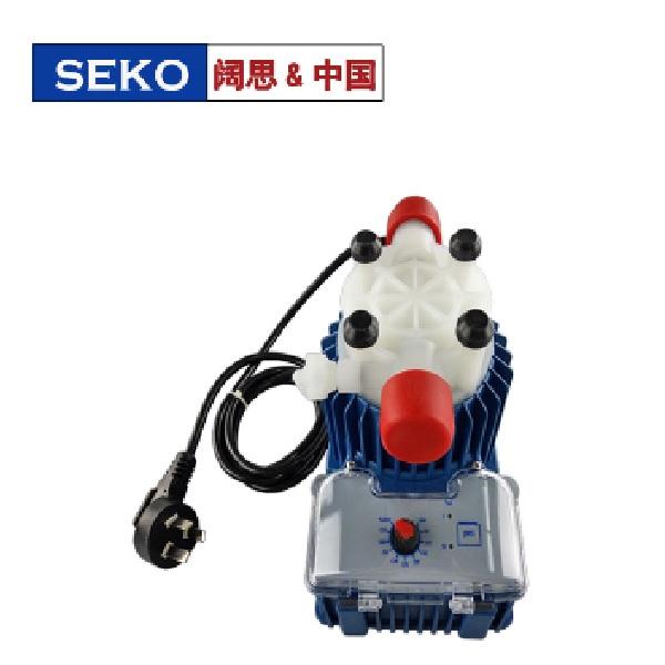 【SEKO电磁隔膜式计量泵】赛高计量泵AKS系列