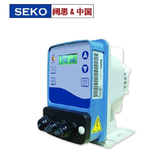 【赛高计量泵】电磁隔膜式计量泵KomBa系列