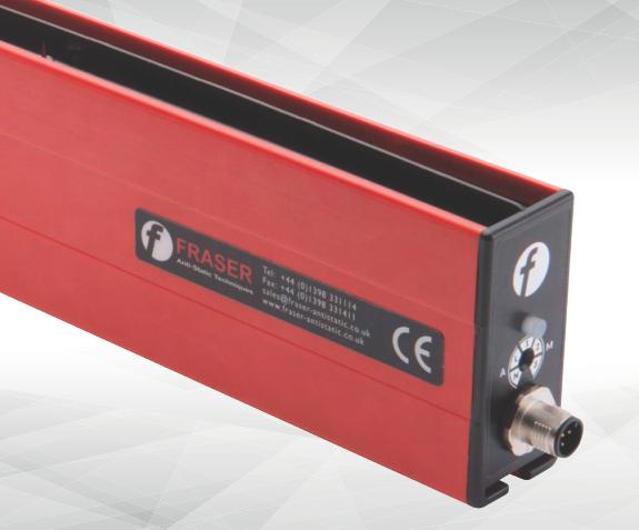FRASER  NEOS 30  智能型静电消除棒  FRASER