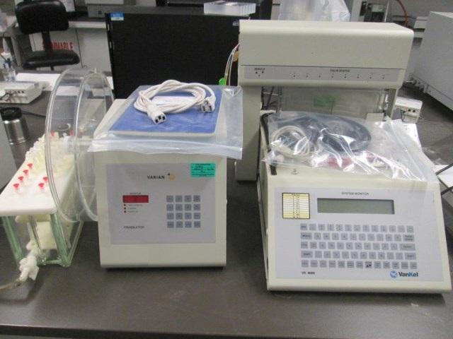Vaianv  - V K 8000  溶 出度仪自动进样器