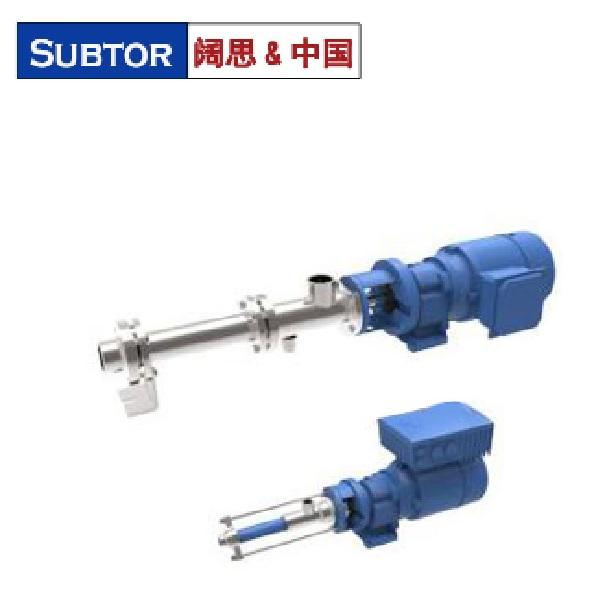 【萨伯特单螺杆泵】subtor加药螺杆泵