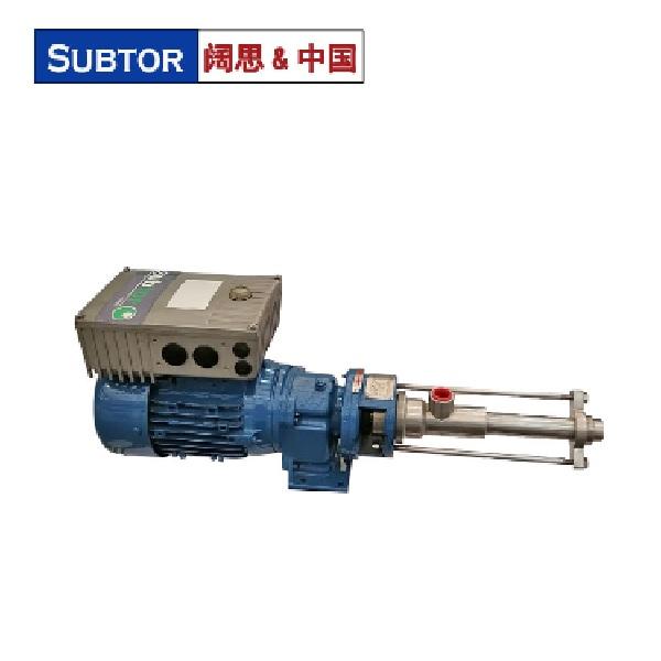 【单螺杆泵】萨伯特不锈钢螺杆泵