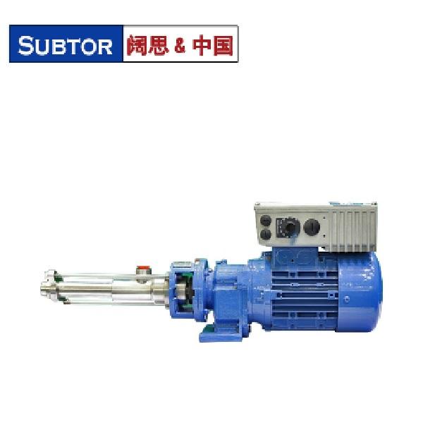【德国螺杆加药泵】subtor单螺杆泵