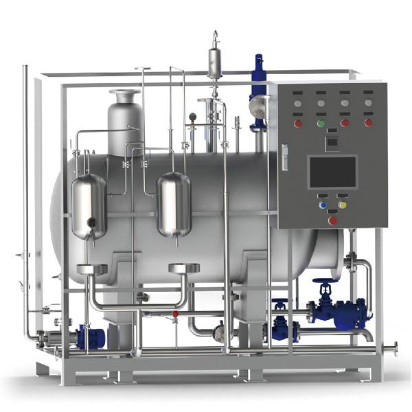 潔凈蒸汽發生器
