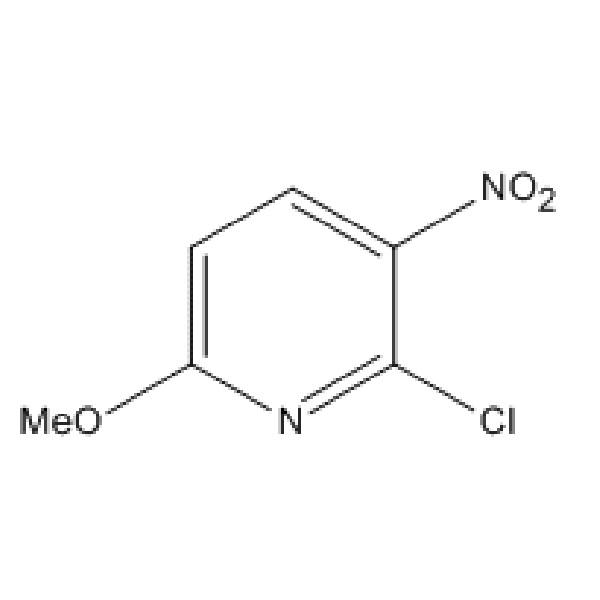 2-氯-3-硝基-6-甲氧基吡啶