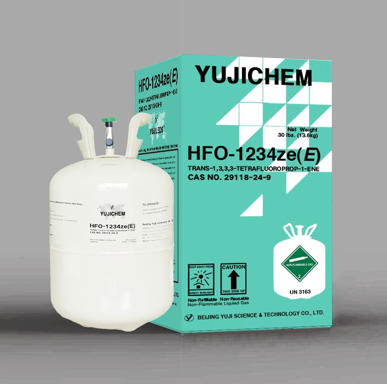 反式-1,3,3,3-四氟丙烯, HFO-1234ze(E)