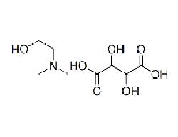 二甲氨基乙醇酒石酸氢盐