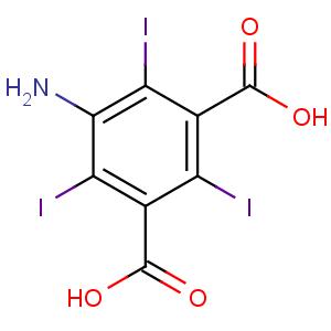 5-氨基-2,4,6-三碘间苯二甲酸