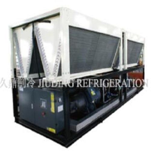 风冷螺杆(冷)热水机组