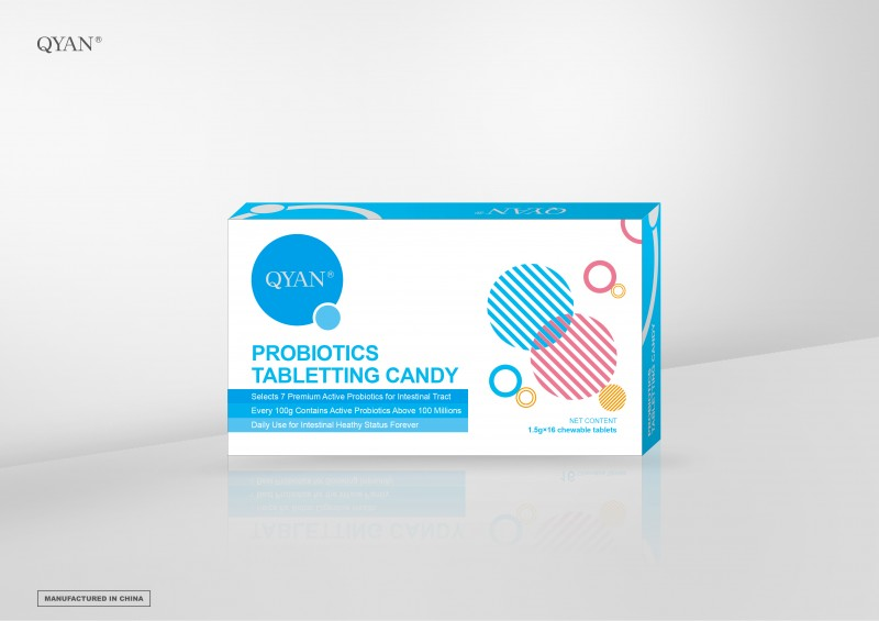 QYAN®Probiotics Tabletting Candy