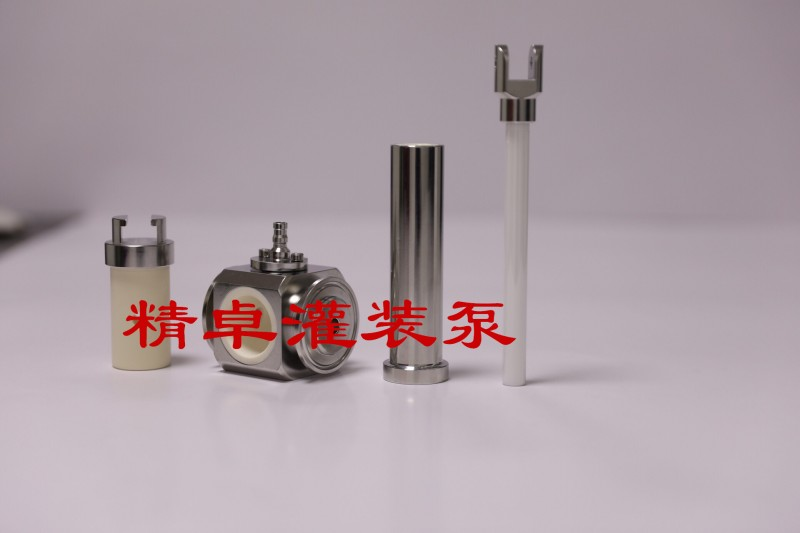膏劑灌裝泵