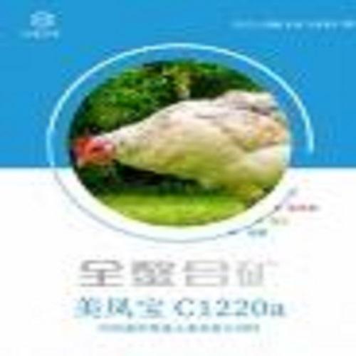 肉鸡通用微量元素预混合饲料——美凤宝C1120a