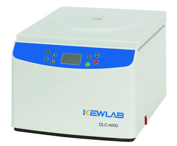 KEWLAB  DLC-4000台式低速自动平衡离心机