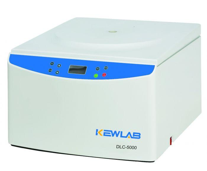 KEWLAB  DLC-5000台式多管架自动平衡离心机