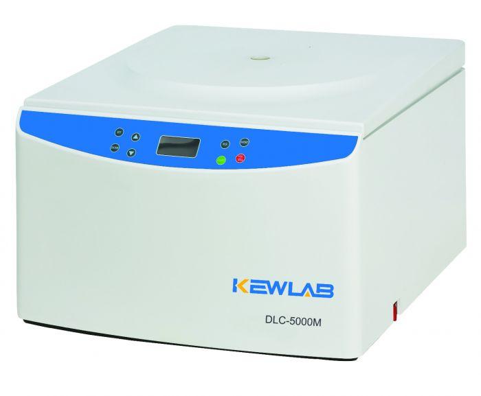KEWLAB  DLC-5000M台式多管架自动平衡离心机