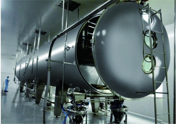 BVD系列真空带式干燥机组