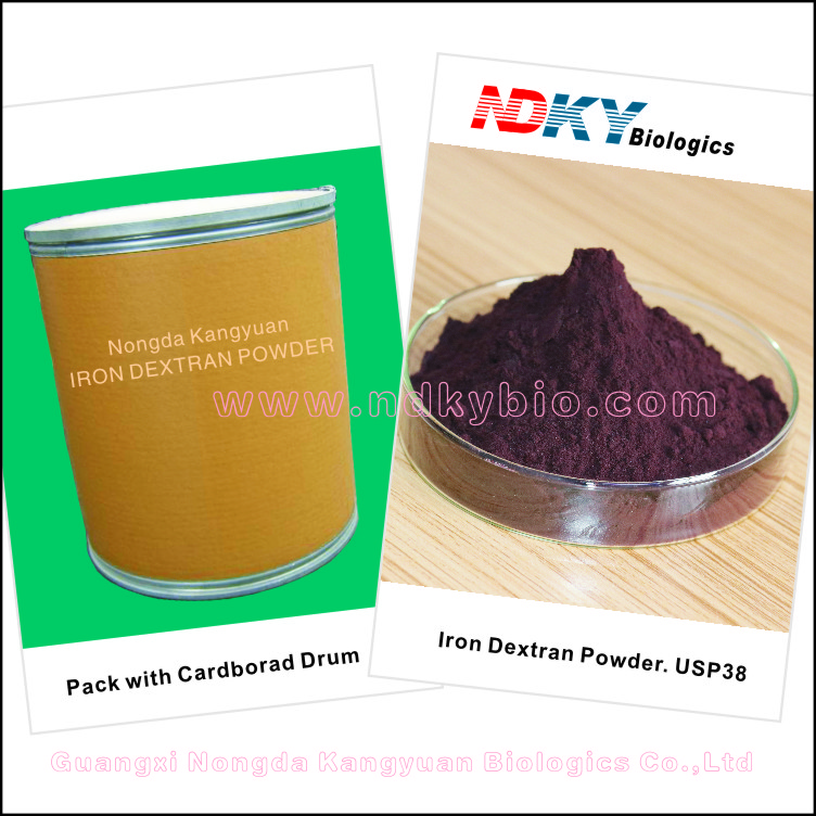 Iron Dextran Powder 38%
