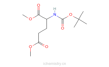 N-叔丁氧羰基-L-谷氨酸二甲酯